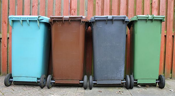 gestion de residuos reciclaje