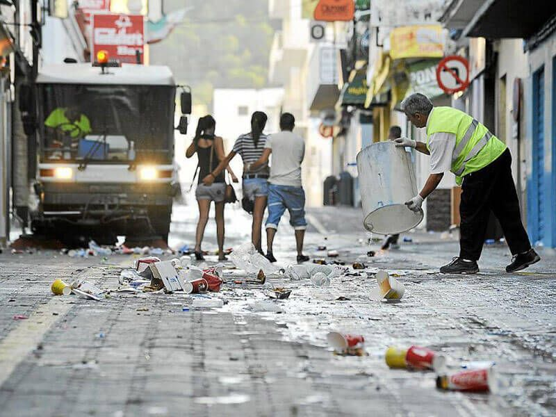 vehiculos limpieza urbana verano noticia